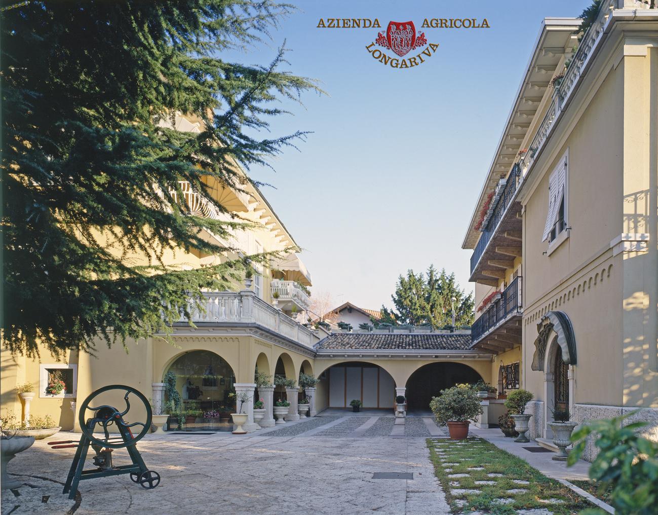 La cantina Longariva a Rovereto